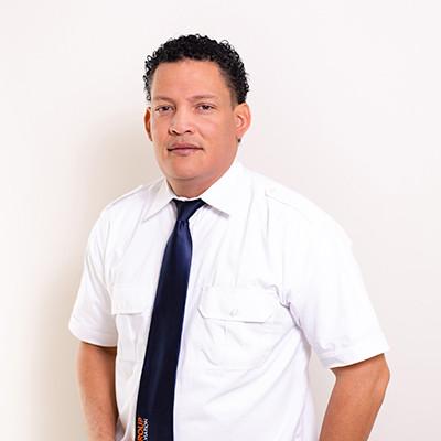 Osti Moreno | Ramp and Operations Supervisor
