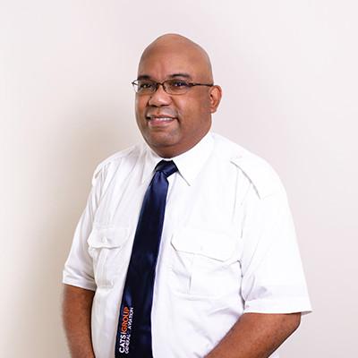 Jurgen Celestijn | Safety and Finance Supervisor